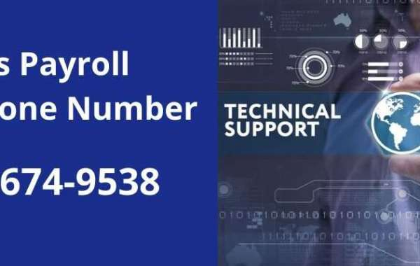 A One- Stop Solution to QuickBooks | Dial QuickBooks Payroll Support Phone Number +1 800-674-9538