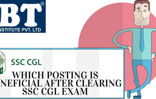 Which posting is beneficial after clearing SSC CGL EXAM