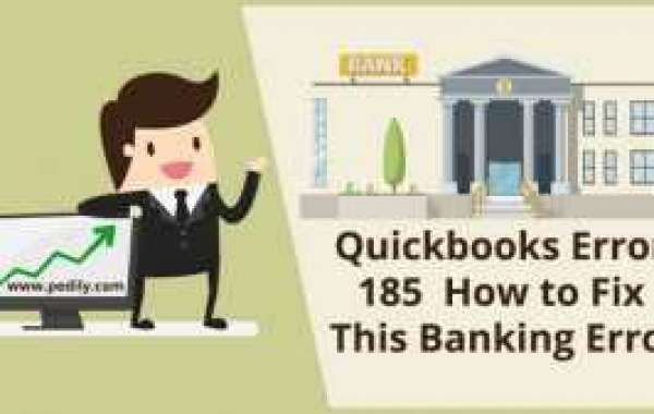 Banking Error 185 in QuickBooks