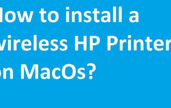 How To Install A Wireless HP Printer On Mac OS?
