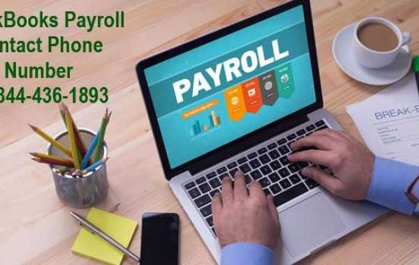 QuickBooks Payroll Contact Phone Number +1-844-436-1893