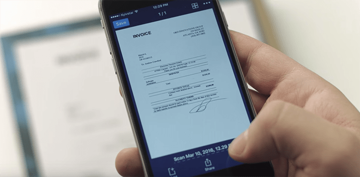 What Is The Easiest Way To Scan Documents With Your Android Device? - africanbusinessreview.co.za
