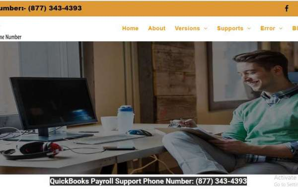 Find excellent solutions at QuickBooks Payroll Support Phone Number: (877) 343-4393