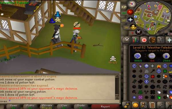 Be a good thing for Runescape game