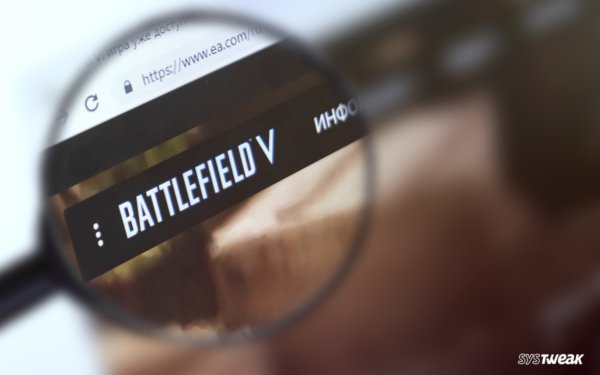 How To Resolve Battlefield 5 Lag Issues On Windows