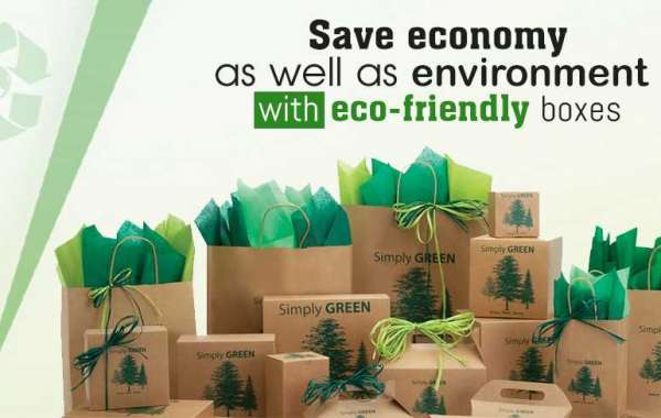 Save Economy as well as Environment with Eco-Friendly Boxes
