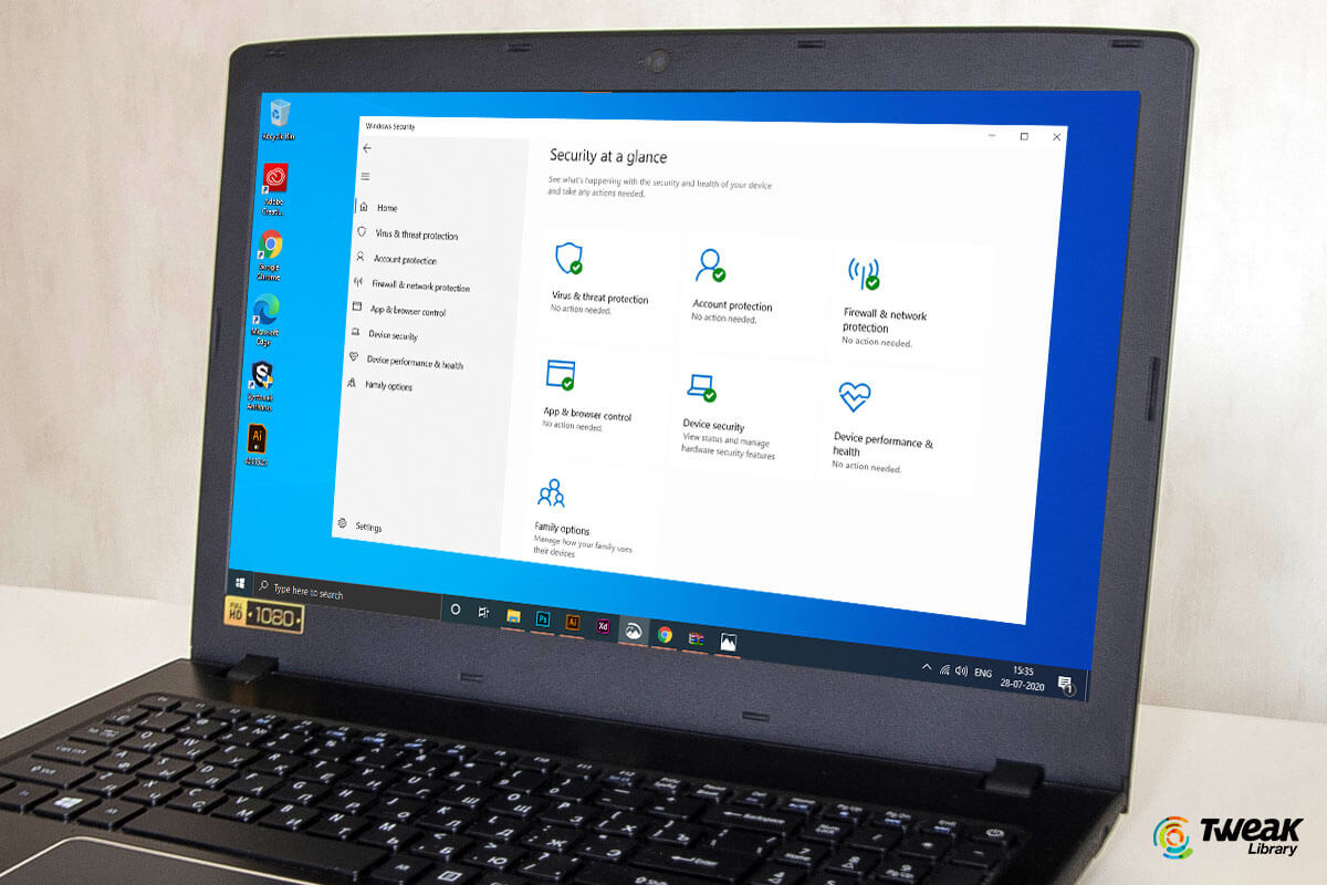 How To Use Windows Security On Windows 10: A Guide