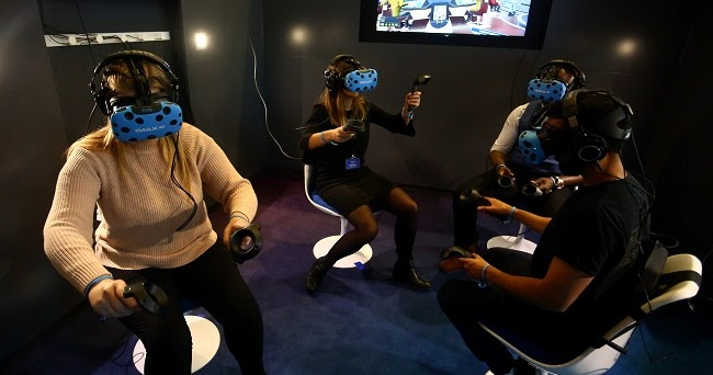 Oculus Releases New Features to Make Playing With Friends Easier on VR