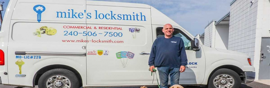 Mike Locksmith Cover Image