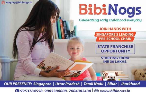 Best Playgroup school franchise in India - Top preschool franchise