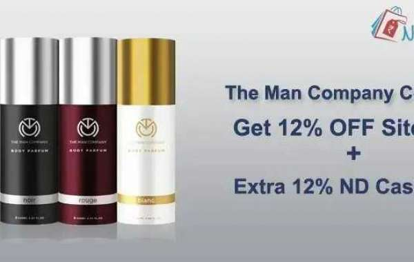 The Man Company Coupons – Get 12% OFF Sitewide + Extra 12% ND Cashback