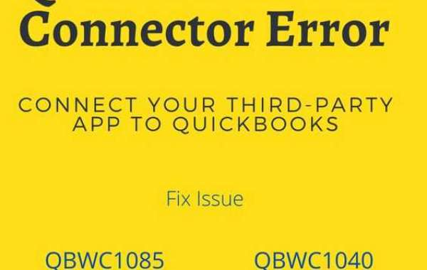 What is QuickBooks Web Connector or Error QBWC1040, QBWC1085 Fix