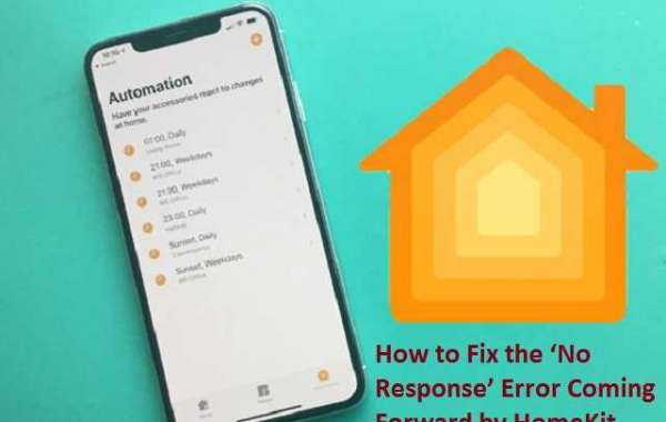 How to Fix the 'No Response' Error Coming Forward by HomeKit