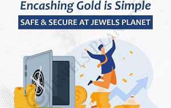 Encashing Gold is Simple, Safe, and Secure at Jewels Planet