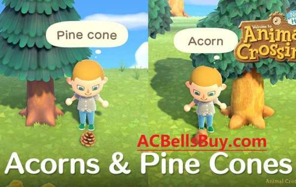 Animal Crossing: New Horizons: How to Obtain Acorns and Pine Cones?