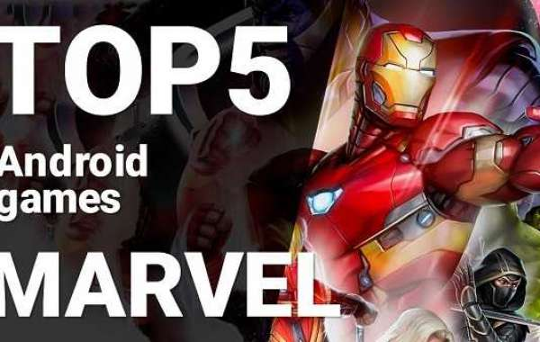 Top 5 Marvel Games