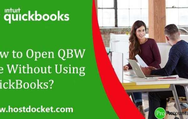 How to Open QuickBooks File Without QuickBooks?