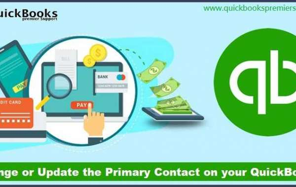 How to Change the Primary Contact for QuickBooks Desktop?