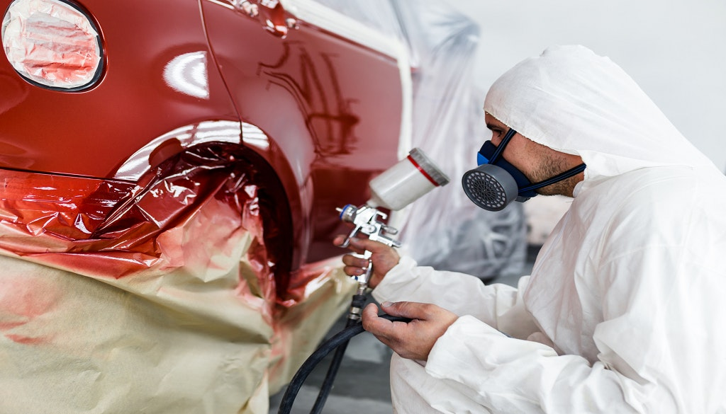 How Do You Care Your Vehicle Once Car Respray is Done?