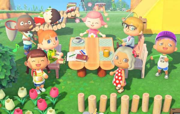 Animal Crossing New Horizons released again in March