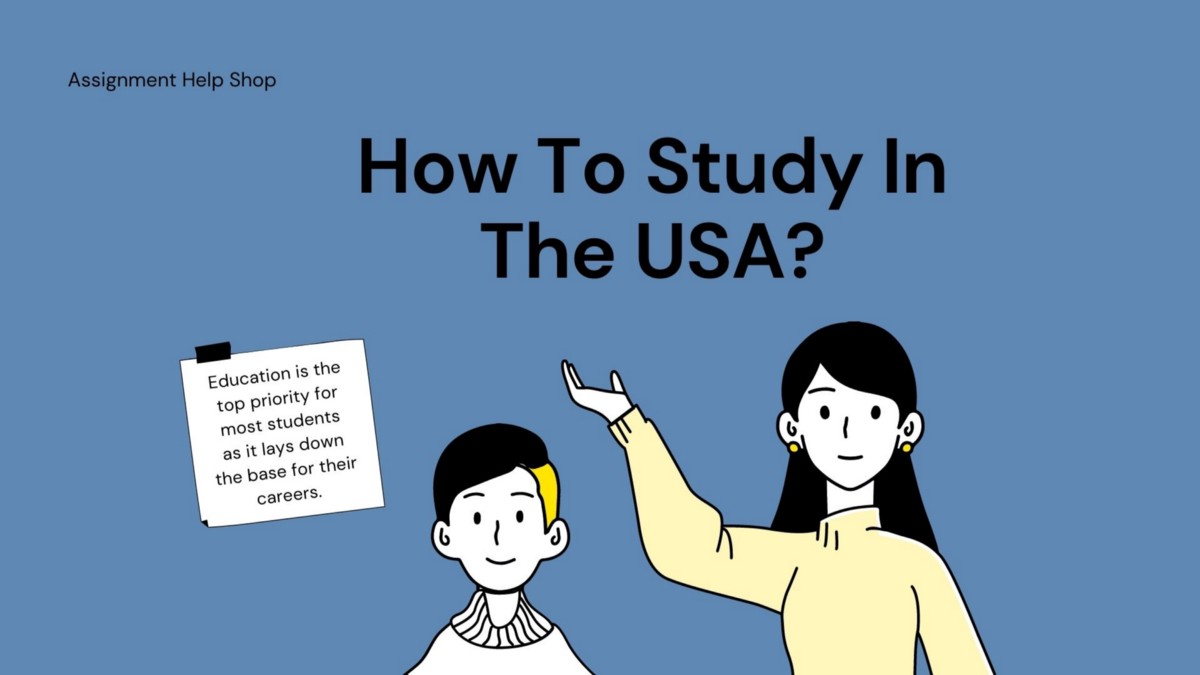 How To Study In The United States Of America?   by ricky sam   Mar, 2021   Medium