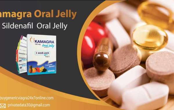 Kamagra Oral Jelly Medication for Happy Sensual Life with Your Partner
