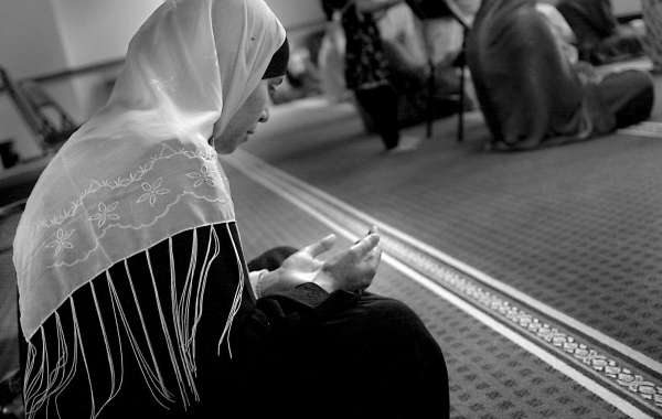 Prayer, a part of daily life for Muslims