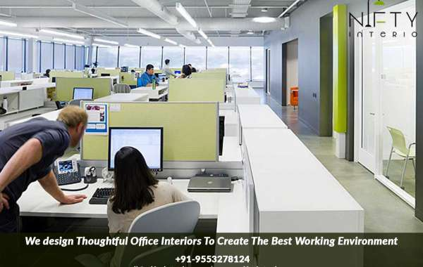 Top 3 Reasons Why Office Interior Design is Important?