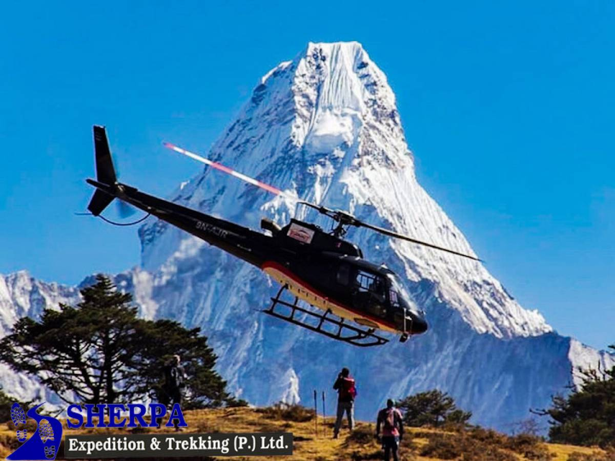 My Journey to Everest Base Camp Trek   Sherpa Expedition And Trekking