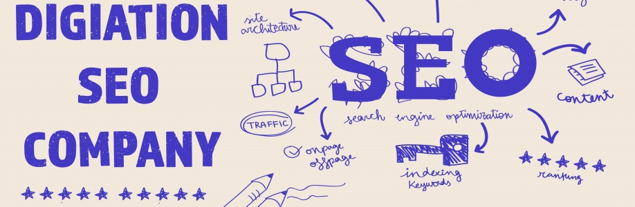 Digiation SEO Company in Chandigarh Cover Image