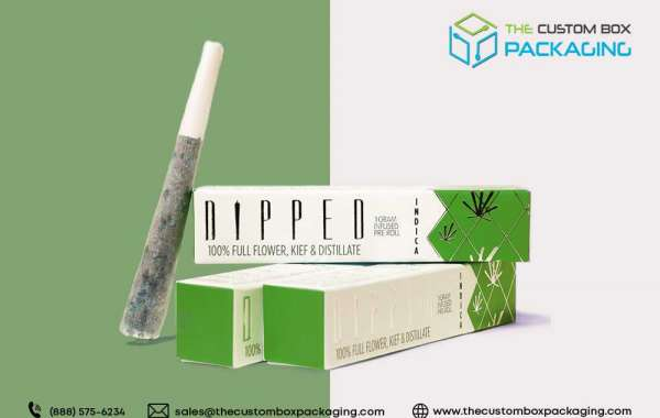 Pre Roll Boxes in Three Different Elegant and Stylish Designs