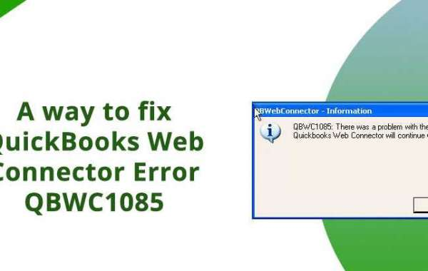 Here is the Solution to Solve Qbwc1085 Error