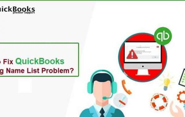 How to Fix QuickBooks Error Code Missing Name List Problem?