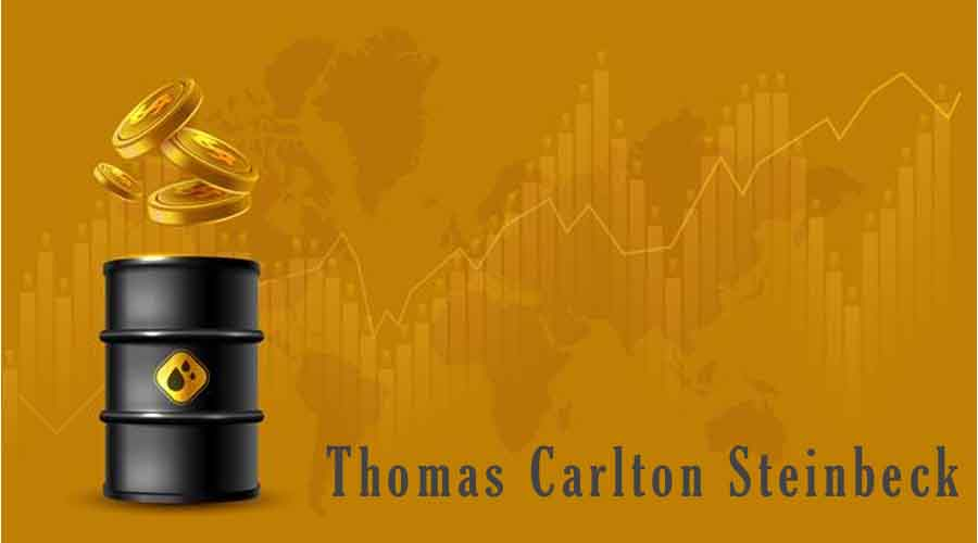 Thomas Carlton Steinbeck - Best and Reliable Trading Program - How Every One