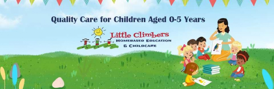 Little Climbers Cover Image