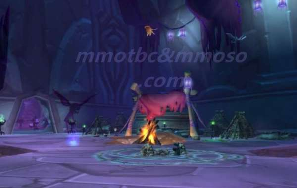 Several dungeons in WoW: TBC Classic