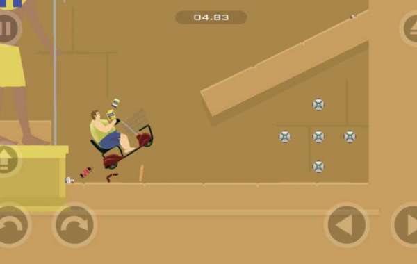 Happy Wheels - creative, charming and as bloody as an Eli Roth movie