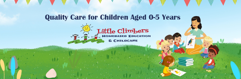 Little Climbers – Home Based Education & Child Care