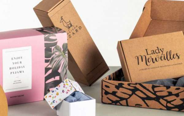 Business Marketing With Customized Packaging Boxes