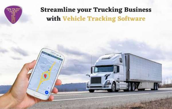 Streamline your Trucking Business with Vehicle Tracking Software
