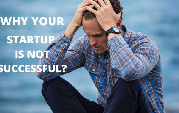 The reason why startups are not successful?