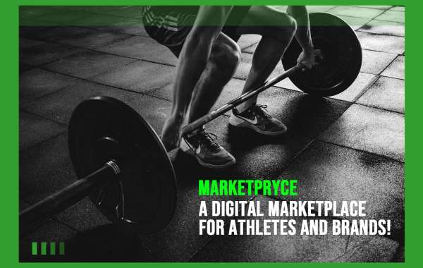MarketPryce- A Digital Marketplace For Athletes and Brands!
