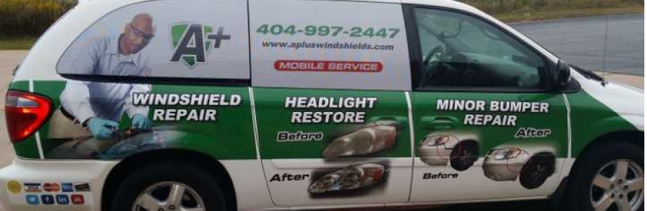 A Plus Windshield Repair Cover Image