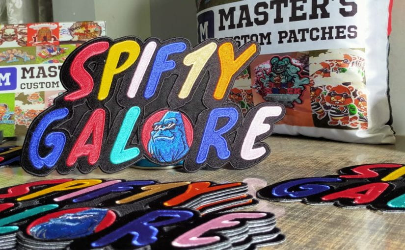 Custom Iron On Patches and Velcro Patches For Promoting Your Business