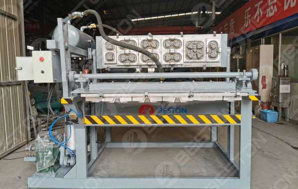 Top Benefits Associated With The Egg Carton Machine