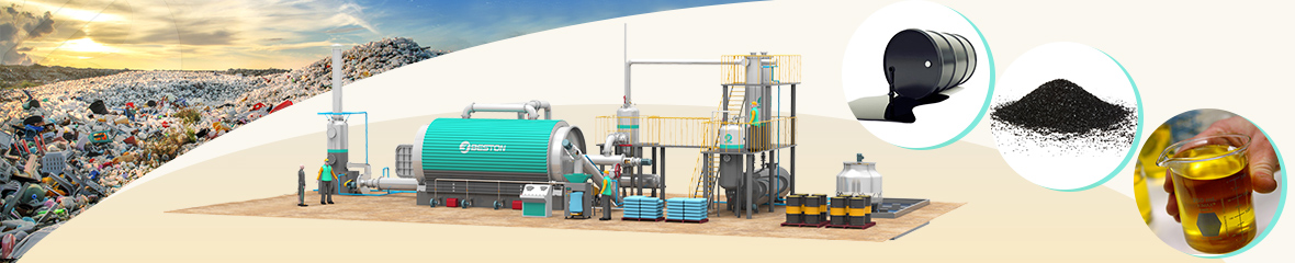 Waste Plastic Pyrolysis Plant for Sale - Get Cost Analysis Now