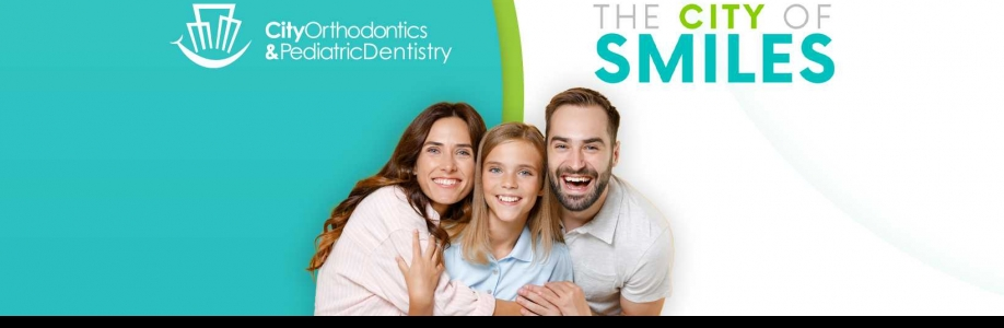 City Orthodontics and Pediatric Dentistry Cover Image