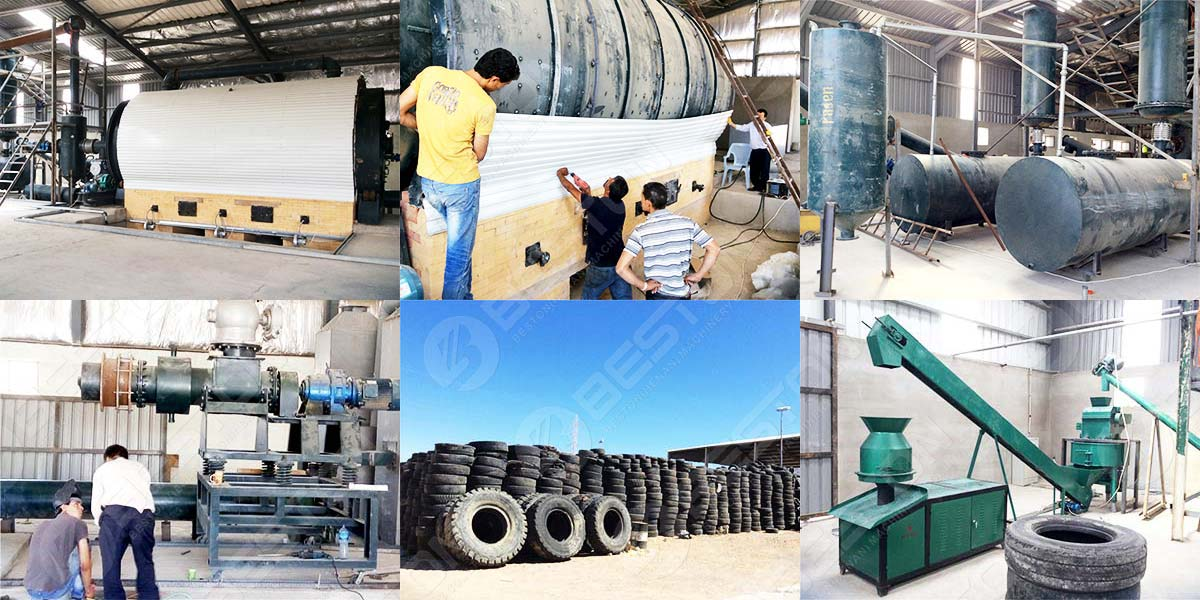Tyre to Oil Plant - 1000+ Buyers | Get Fair Price
