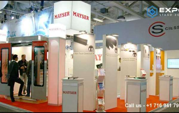 Prominence of the Exhibition Stand Builders in Dusseldorf