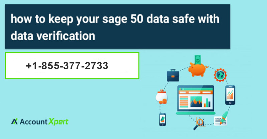 Backing Up your Sage 50 Data Safe with Data Verification   AccountXpert